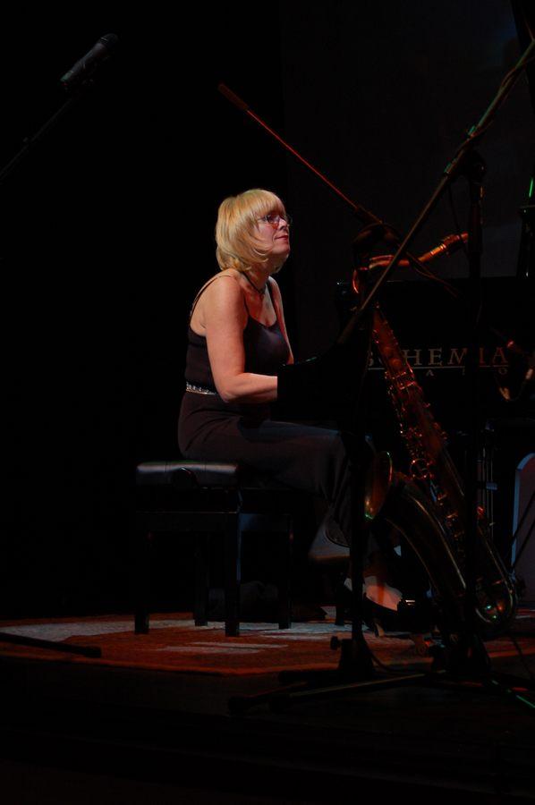 Pavla Schönová Classic goes jazz